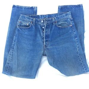 Vintage 90s Levi's 501, Made in USA
